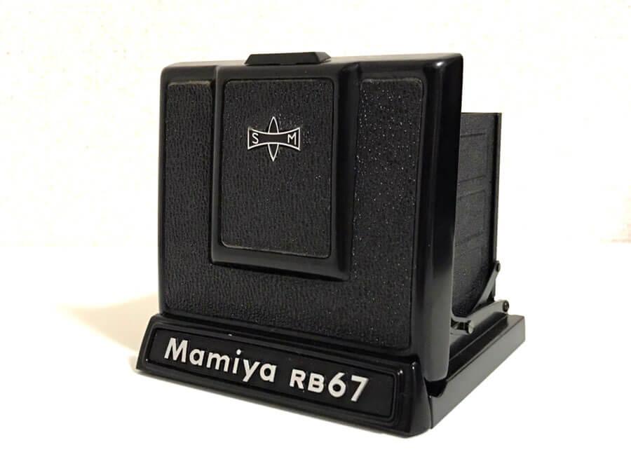 Mamiya(マミヤ) RB67 プロSSD用 ウエストレベルファインダー