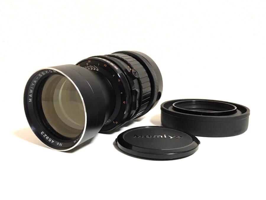 MAMIYA(マミヤ) SEKOR 250mm F4.5 中判カメラ 単焦点レンズ