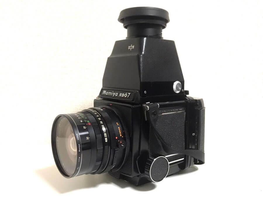 Mamiya(マミヤ) RB67 PRO ウエストレベルファインダー 中判カメラ