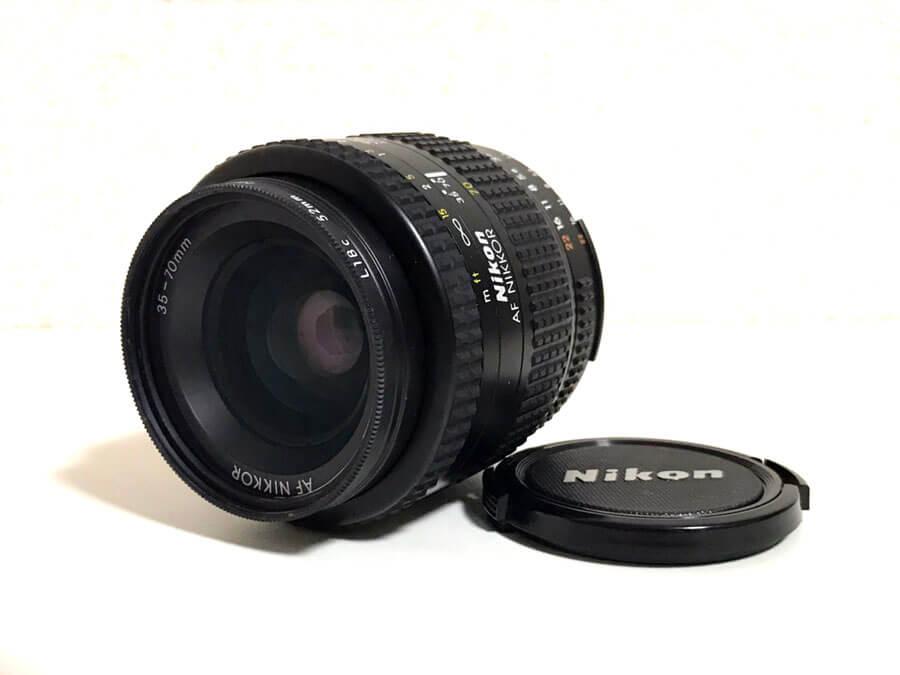 Nikon AF NIKKOR 35-70mm F3.3-4.5 ズームレンズ