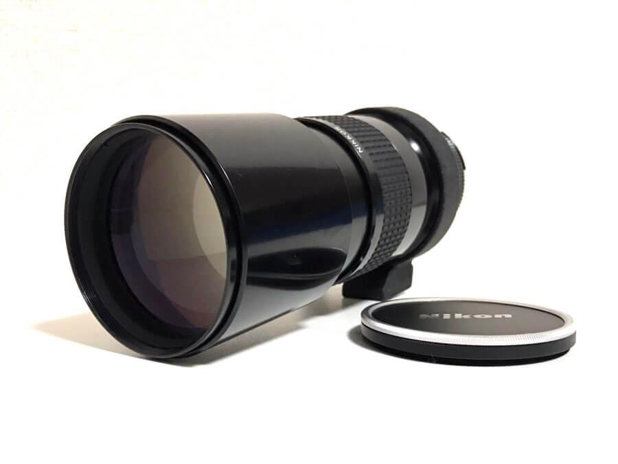 Nikon Ai NIKKOR 300mm F4.5 Fマウント 望遠レンズ-1