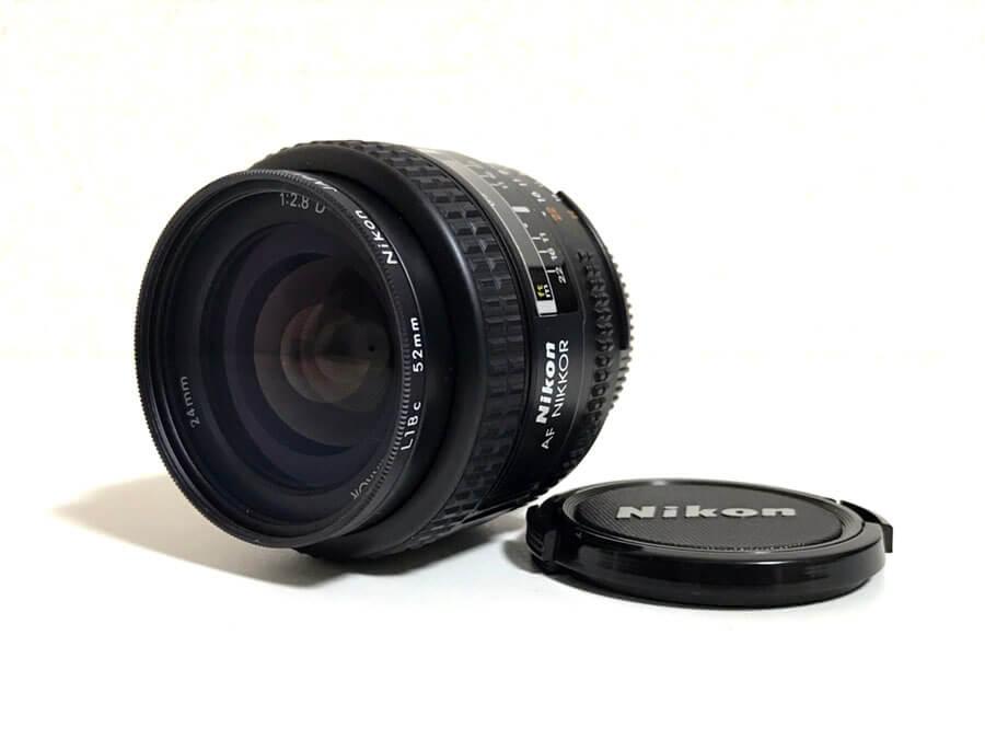 Nikon(ニコン) AF NIKKOR 24mm F2.8D Fマウント 単焦点レンズ