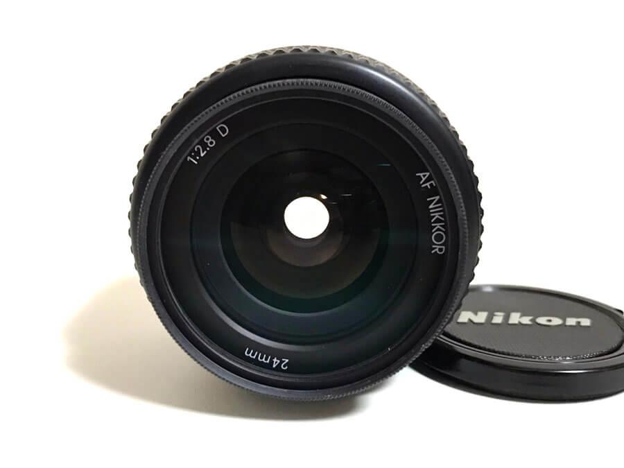 Nikon(ニコン) AF NIKKOR 24mm F2.8D Fマウント 単焦点レンズ-2