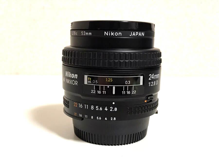Nikon(ニコン) AF NIKKOR 24mm F2.8D Fマウント 単焦点レンズ-4