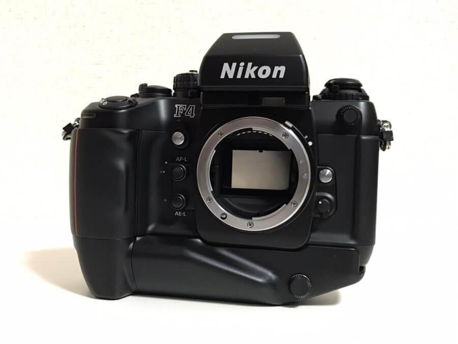 Nikon(ニコン) F4S ボディ 一眼レフフィルムカメラ-1
