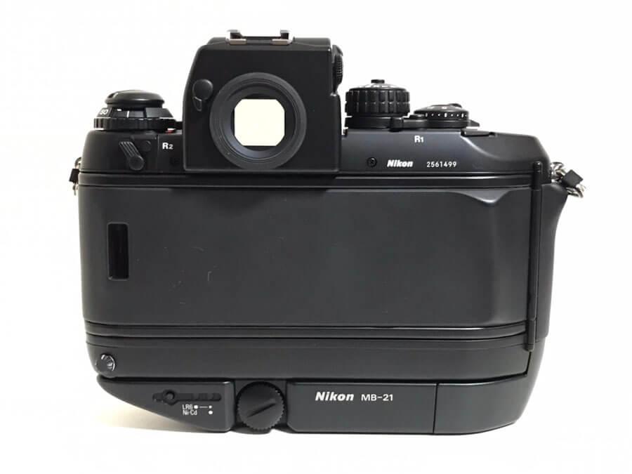Nikon(ニコン) F4S ボディ 一眼レフフィルムカメラ-3