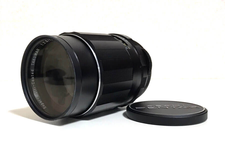 PENTAX Super-Muilt-Coated TAKUMAR 135mm F2.5 SMC 単焦点レンズ