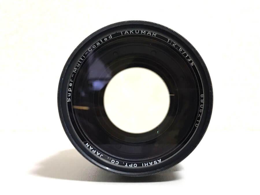 PENTAX Super-Muilt-Coated TAKUMAR 135mm F2.5 SMC 単焦点レンズ-2