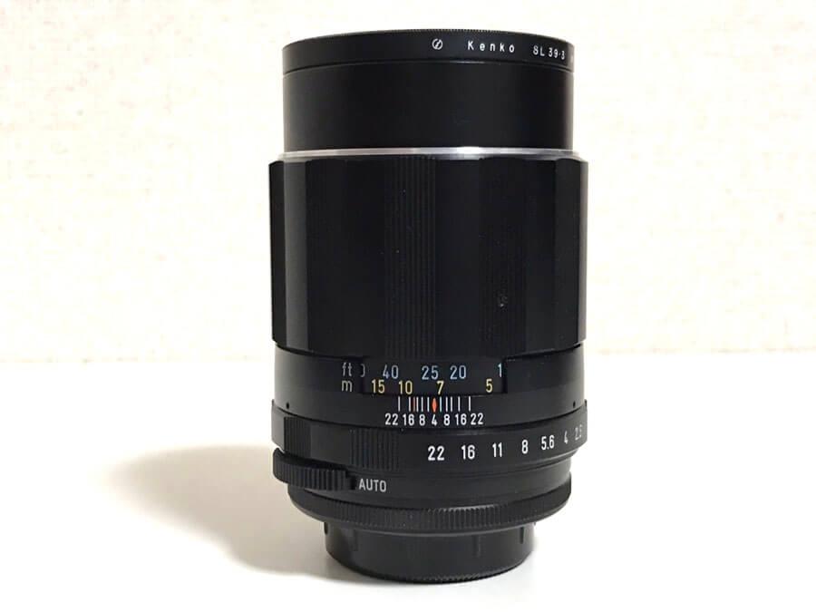 PENTAX Super-Muilt-Coated TAKUMAR 135mm F2.5 SMC 単焦点レンズ-4