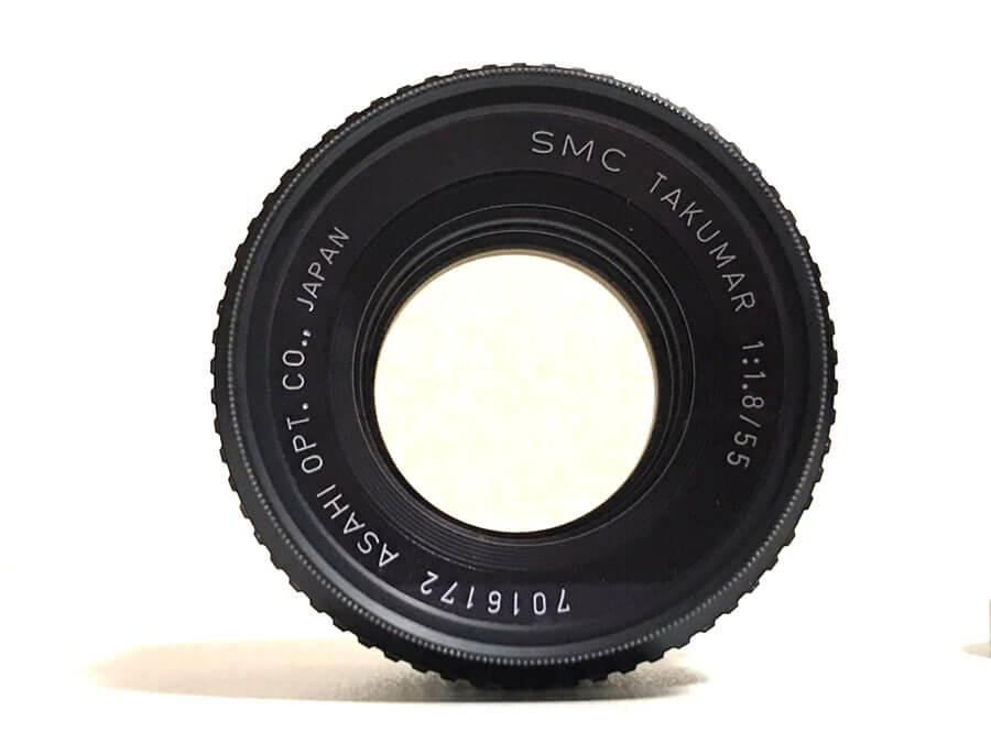 PENTAX(ペンタックス) SMC TAKUMAR 55mm F1.8 単焦点レンズ-2