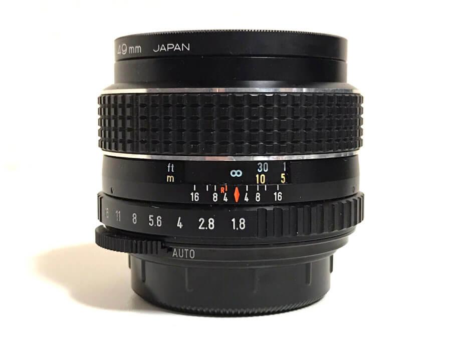 PENTAX(ペンタックス) SMC TAKUMAR 55mm F1.8 単焦点レンズ-4