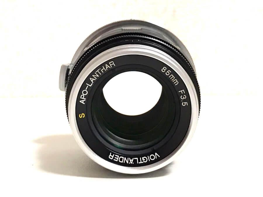 Voigtlander(フォクトレンダー) S APO-LANTHAR 85mm F3.5 単焦点レンズ-2