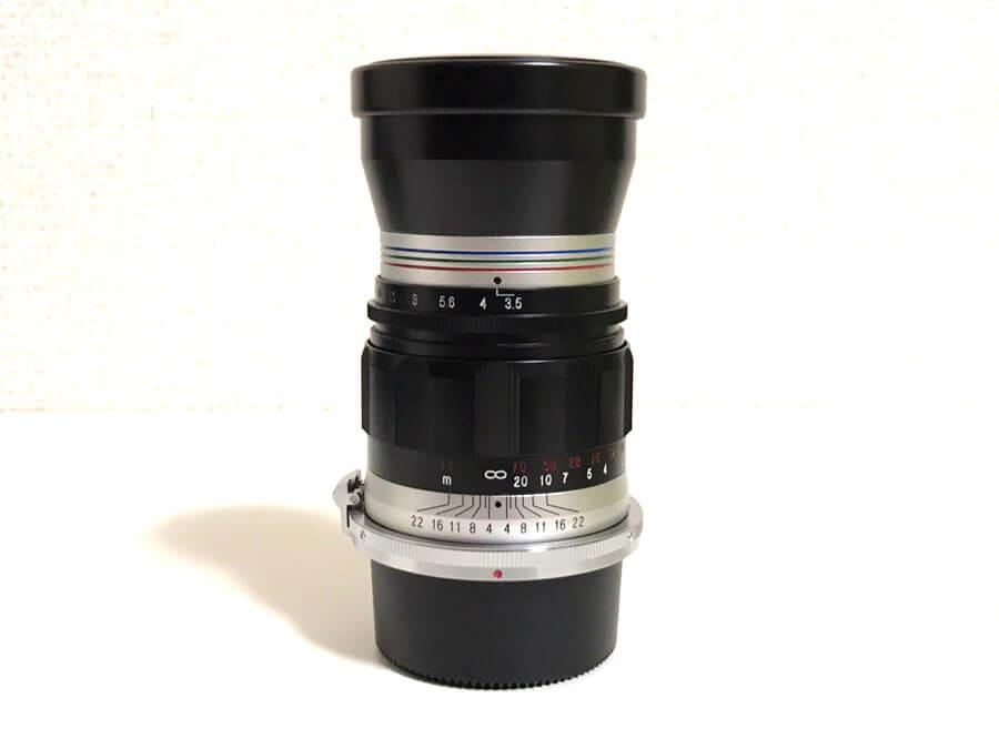 Voigtlander(フォクトレンダー) S APO-LANTHAR 85mm F3.5 単焦点レンズ-4