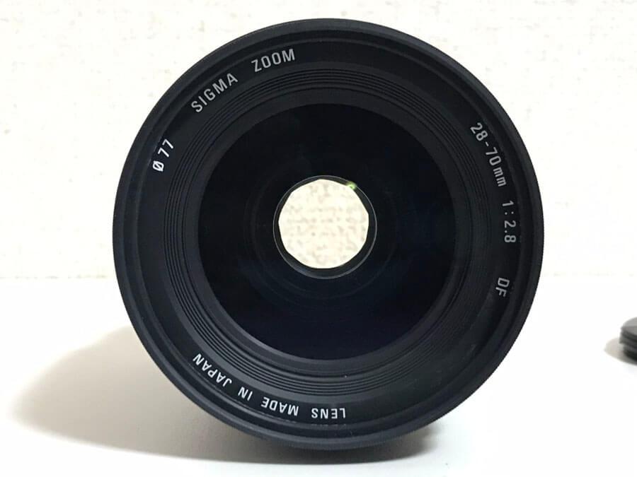 SIGMA ZOOM 28-70mm F2.8 EX ASPHERICAL DF CANON用 ズームレンズ-2