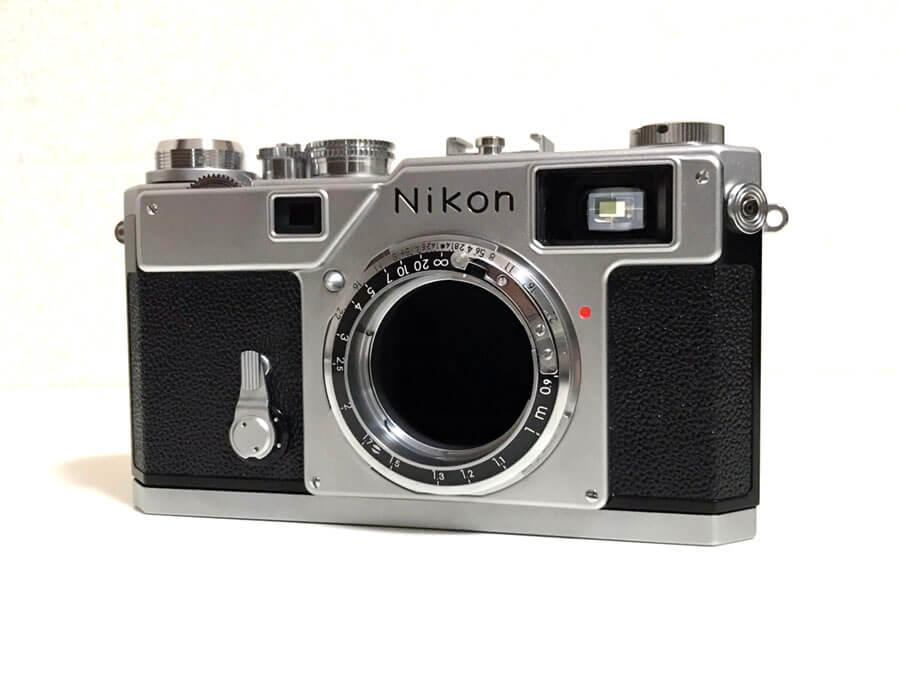 Nikon S3 YEAR 2000 LIMITED EDITION レンジファインダーカメラ