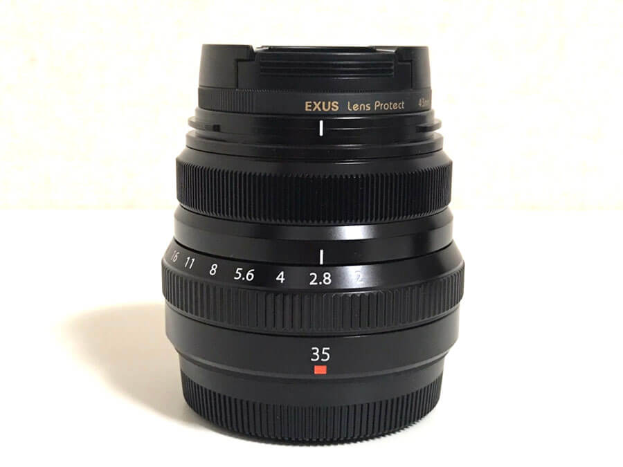 FUJIFILM(富士フイルム) FUJINON ASPHERICAL LENS SUPER EBC XF 35mm F2 R WR 単焦点レンズ-4