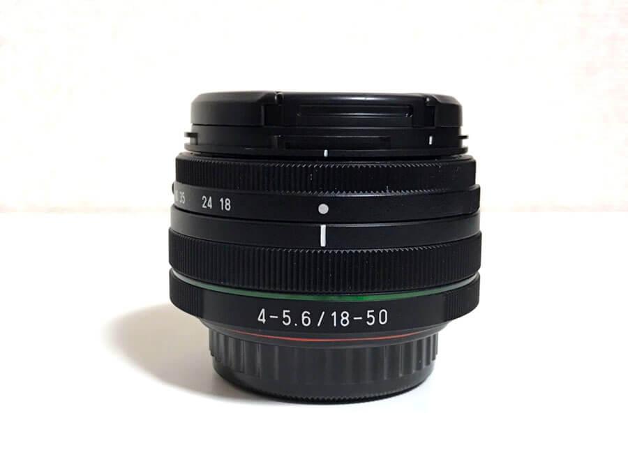 PENTAX(ペンタックス ) HD PENTAX-DA 18-50mm F4-5.6 DC WR RE ズームレンズ-3-3