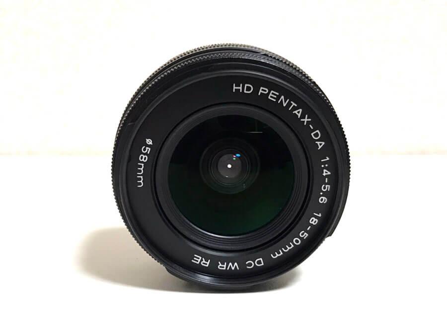 PENTAX(ペンタックス ) HD PENTAX-DA 18-50mm F4-5.6 DC WR RE ズームレンズ-2