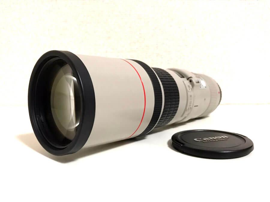 Canon LENS EF 400mm F5.6 L ULTRASONIC 望遠レンズ