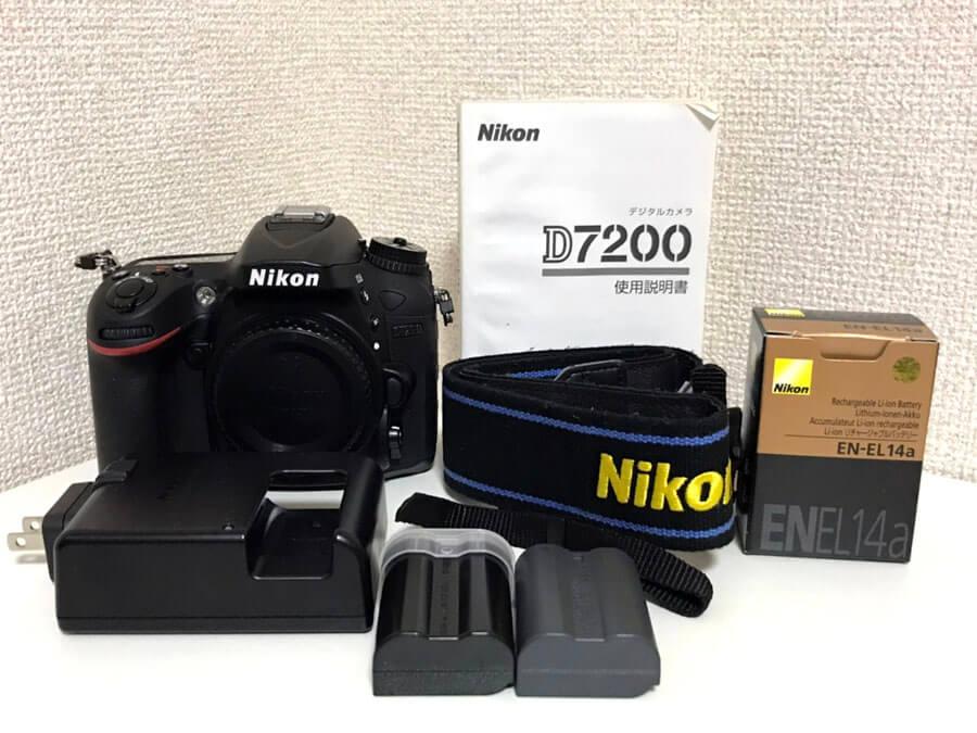 Nikon(ニコン) D7200 ボディデジタル一眼レフカメラ-4