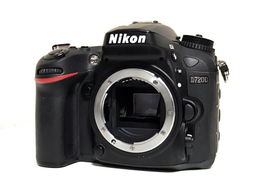 Nikon(ニコン) D7200 ボディデジタル一眼レフカメラ