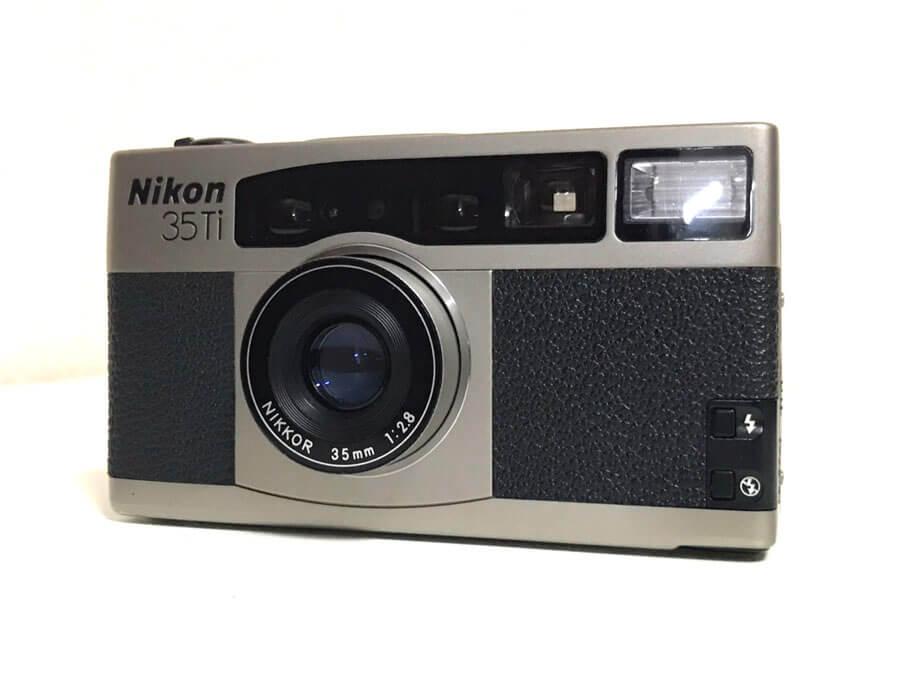Nikon 35Ti コンパクトフィルムカメラ