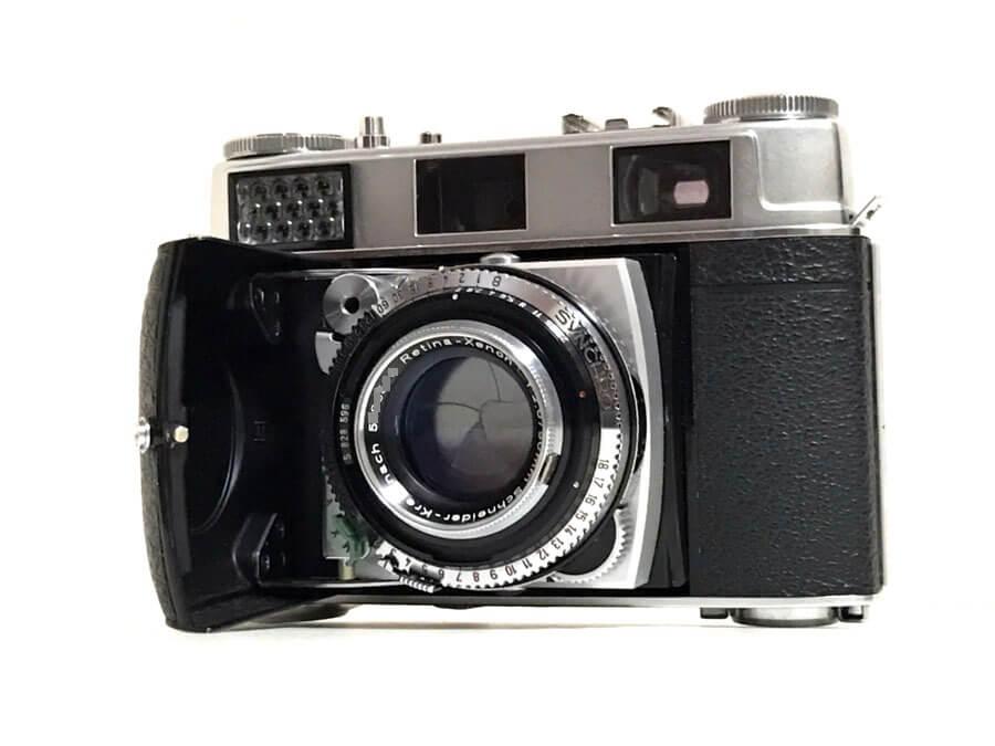 Kodak(コダック) Retina III C レンジファインダーカメラ