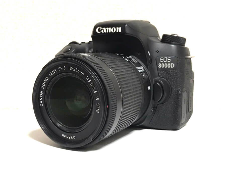 CANON(キヤノン) EOS 8000D EF-S18-135 IS STM デジタル一眼レフカメラ レンズキット