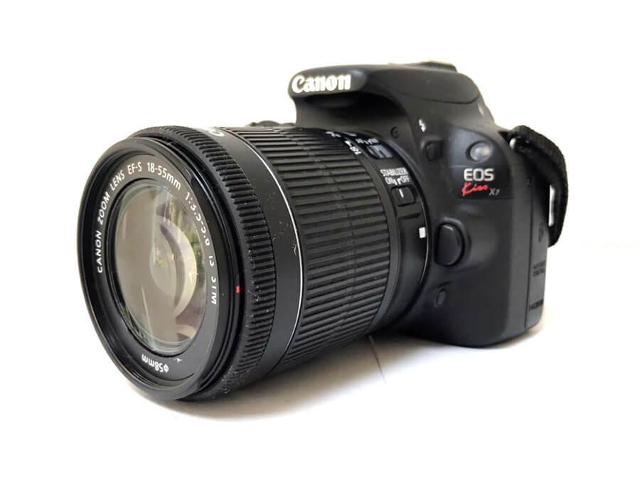 Canon(キヤノン) EOS kiss x7 一眼レフカメラ レンズキット