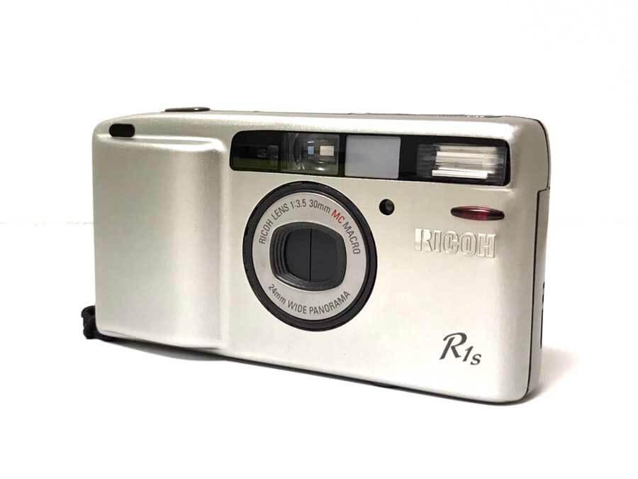 RICOH(リコー) R1S コンパクトフィルムカメラ