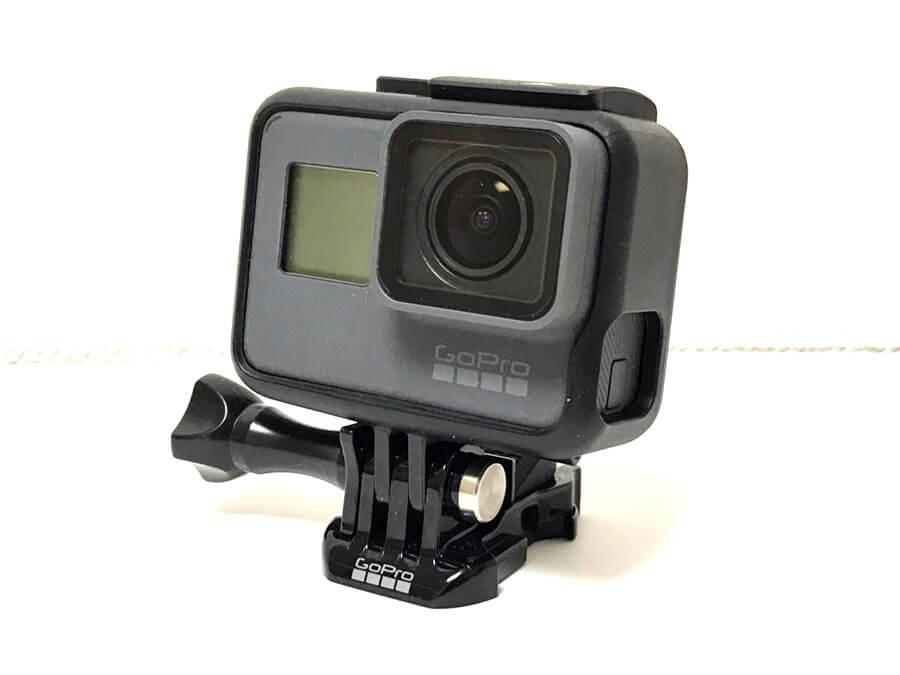 Gopro(ゴープロ) HERO6 BLACK CHDHX-601-FW ウェアラブルカメラ