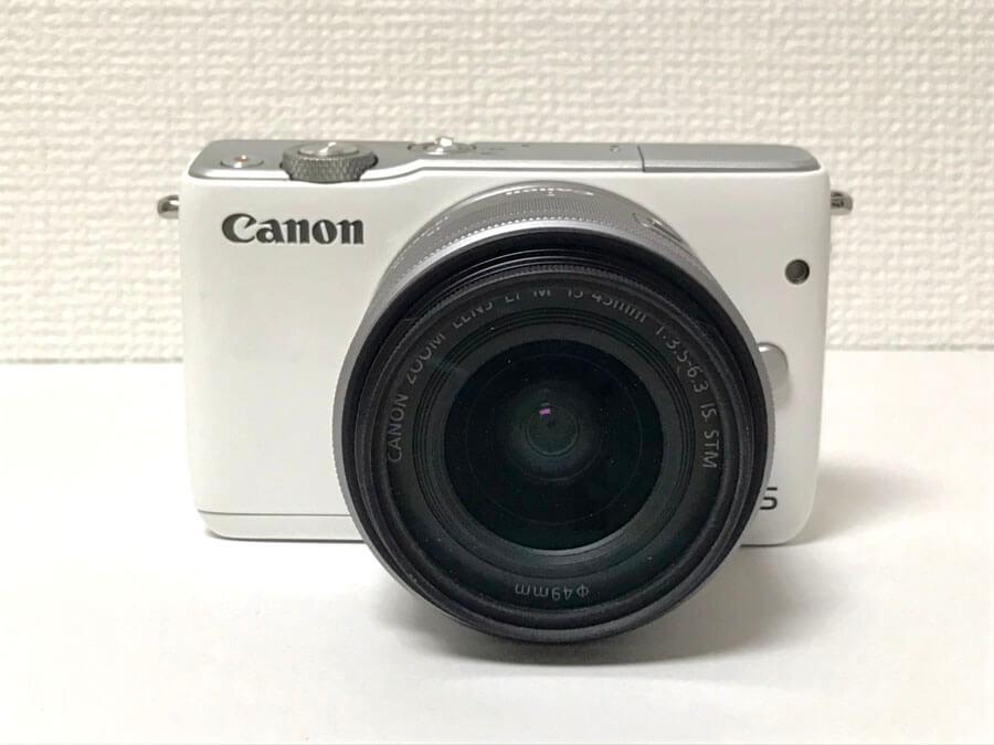 CANON EOS M10 EF-M15-45 IS STM レンズキット ミラーレス一眼カメラ-2
