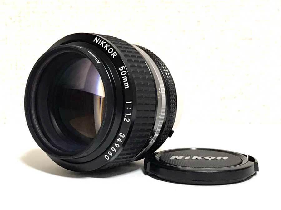 Nikon(ニコン) F NIKKOR 50mm F1.2 Fマウント 単焦点レンズ