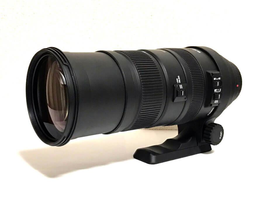SIGMA(シグマ)APO 150-500mm F5-6.3 DG OS HSM (ソニーAマウント用レンズ)